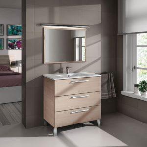 Muebles de Baño baratos leroy merlin