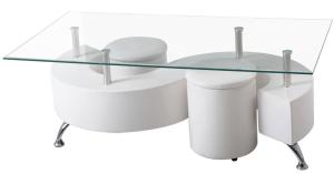 mesa de centro barato conforama