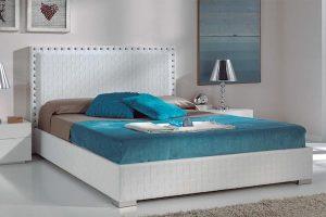 oferta cama muebles la fabrica