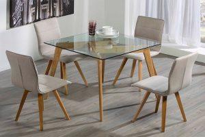 oferta mesa de comedor muebles la fabrica
