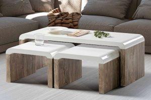mesa de centro barata muebles la fabrica