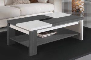 mesas de centro muebles la fabrica