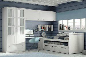 dormitorios juveniles baratos muebles la fabrica