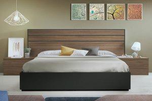 oferta dormitorios matrimoniales muebles la fabrica