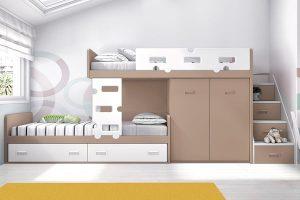 rebajas dormitorios juveniles muebles la fabrica