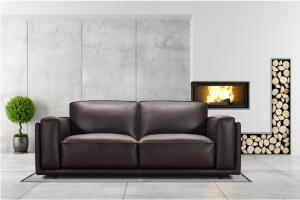 sofa conforama piel barato