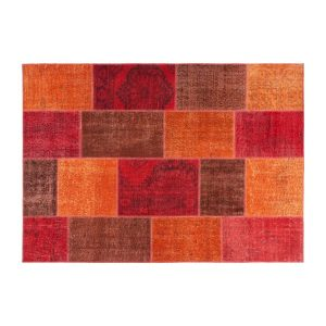 tienda decoracion alfombra de lana habitat