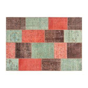 oferta alfombra de lana habitat