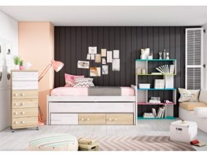 dormitorios juveniles baratos tuco
