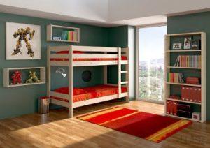 pedir online literas muebles lufe