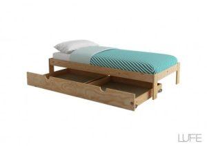 tienda online cama individual muebles lufe