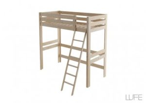 pedir online cama alta muebles lufe
