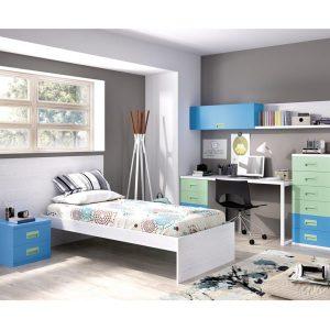 pedir online dormitorio juvenil moblerone