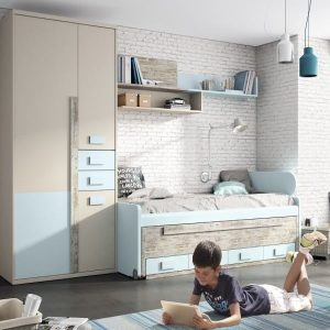oferta dormitorio juvenil moblerone