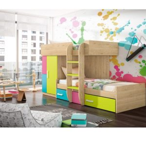 dormitorio juvenil low cost moblerone