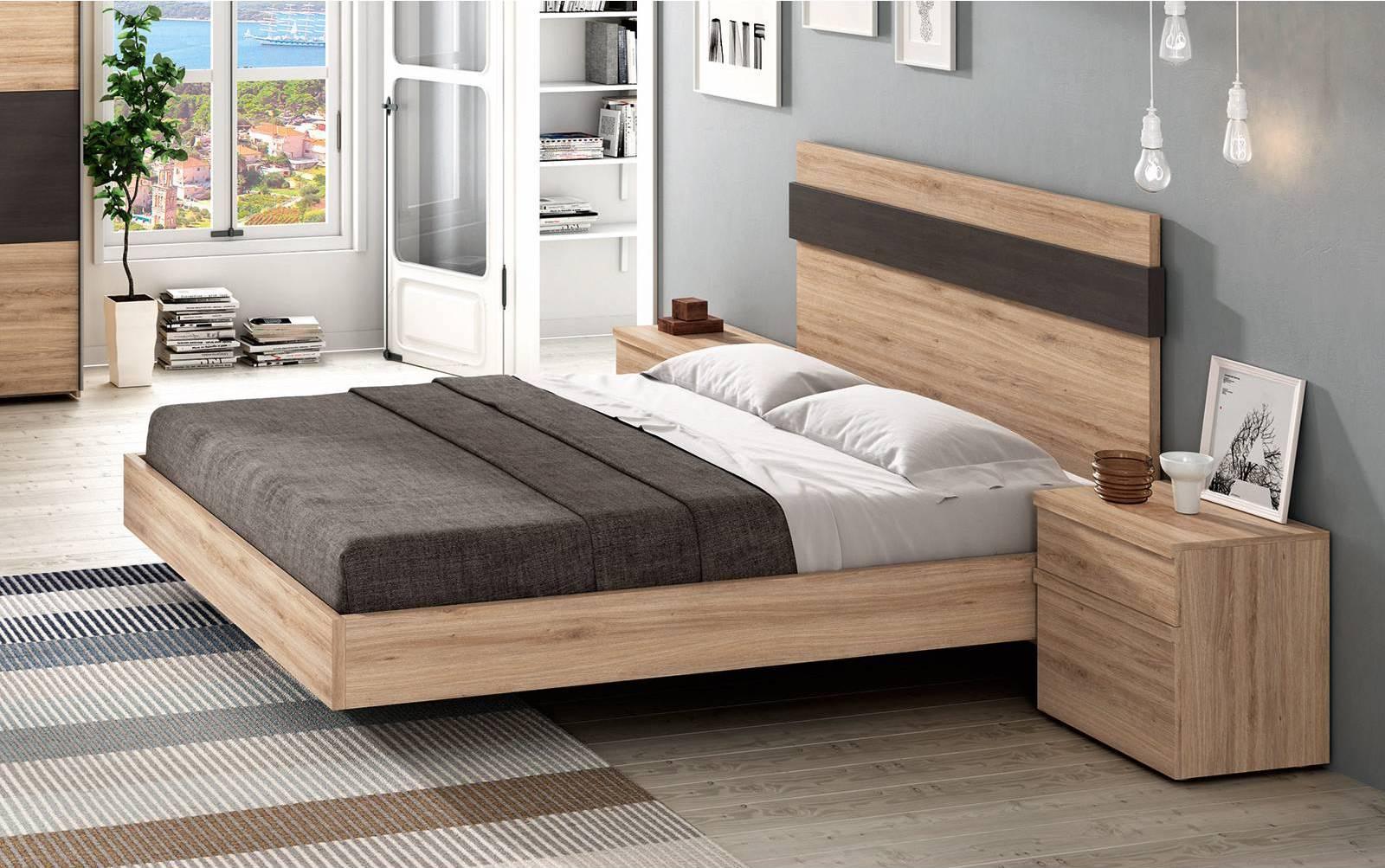 Dormitorios de matrimonio adaptables merkamueble - Superstudio muebles ...