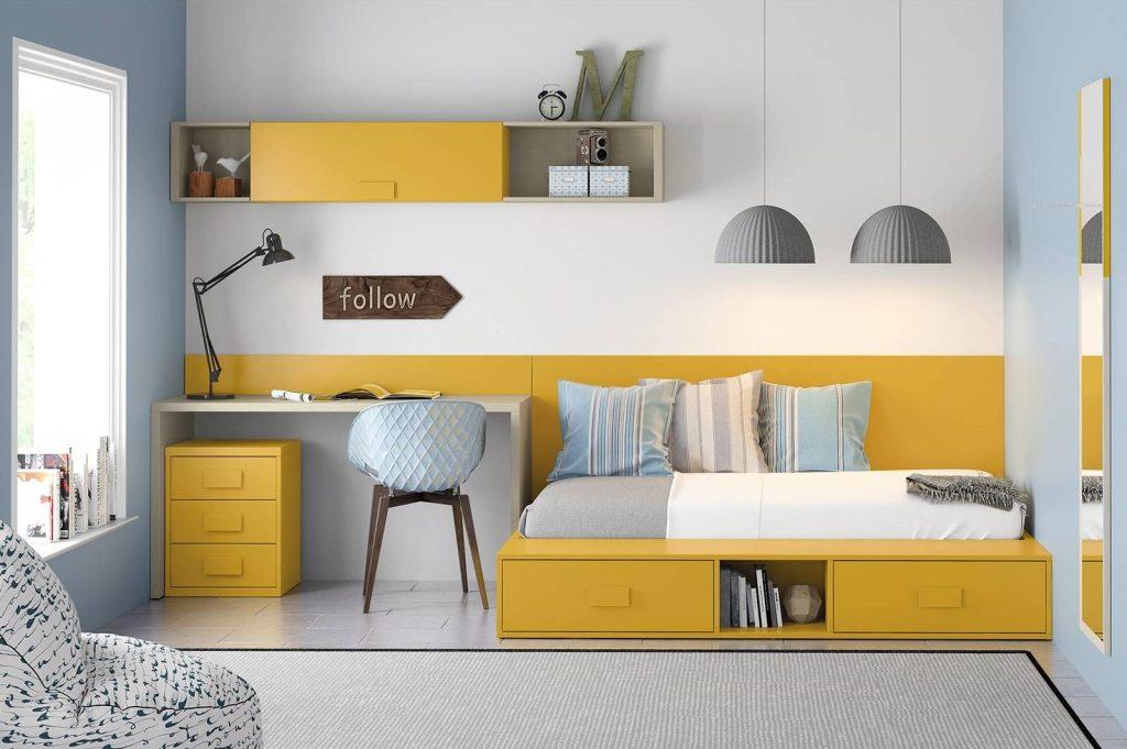 Dormitorios juveniles de merkamueble un mundo por descubrir prodecoracion - Armarios juveniles merkamueble ...