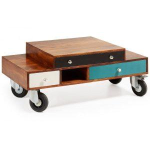 oferta mesas de centro muebles room