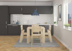 comprar online mesas de comedor muebles lufe