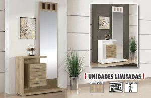 compra online recibidores muebles boom