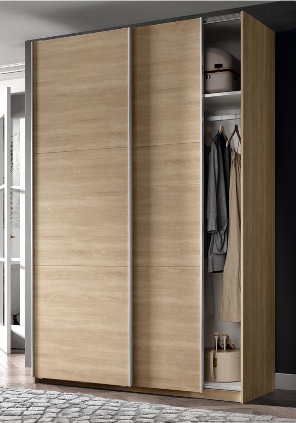 Armarios conforama prestaciones y dise o prodecoracion for Armario de madera conforama