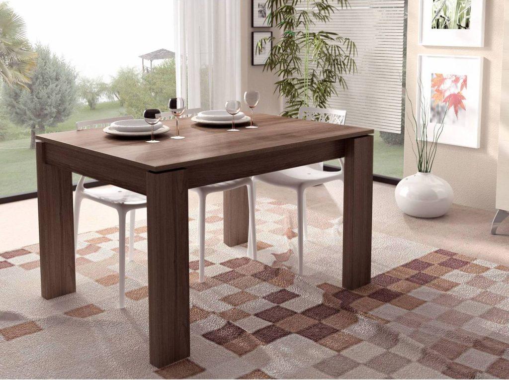 Mesas de comedor merkamueble diferentes estilos - Mesas de cocina extensibles merkamueble ...