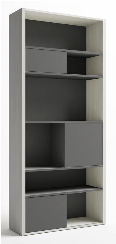 Las 5 mejores estanter as decorativas de conforama for Libreria conforama