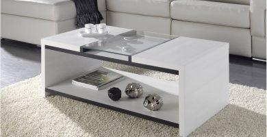 mesas de centro Merkamueble