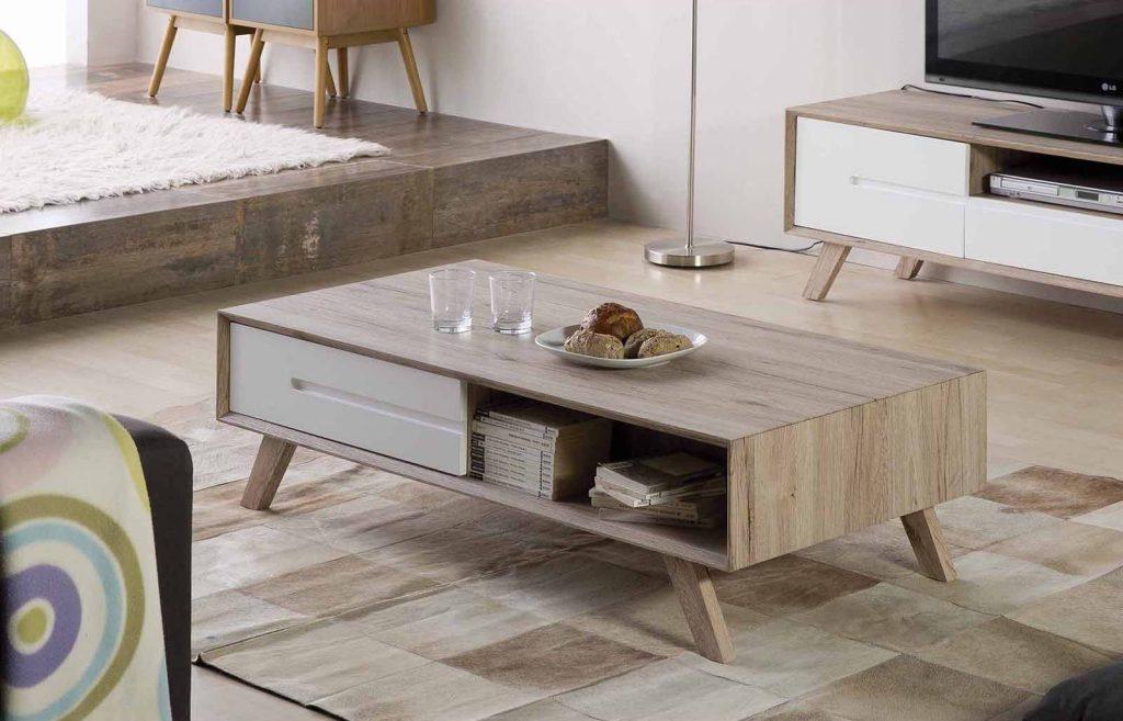 Las mesas de centro m s funcionales de merkamueble - Mesas merkamueble ...