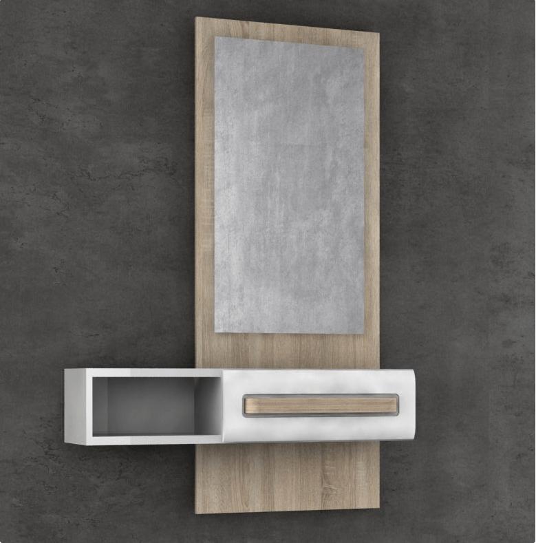 Recibidores modernos conforama prodecoracion for Conforama espejos de pared
