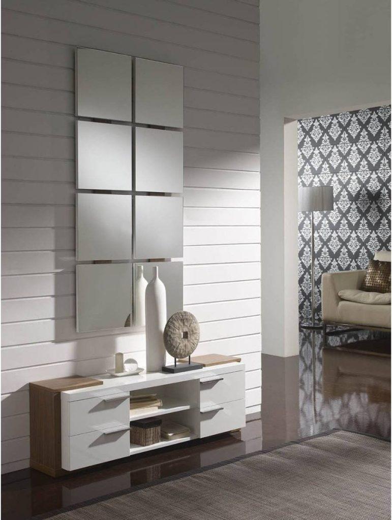 Los 3 recibidores merkamueble m s elegantes prodecoracion - Recibidores modernos merkamueble ...