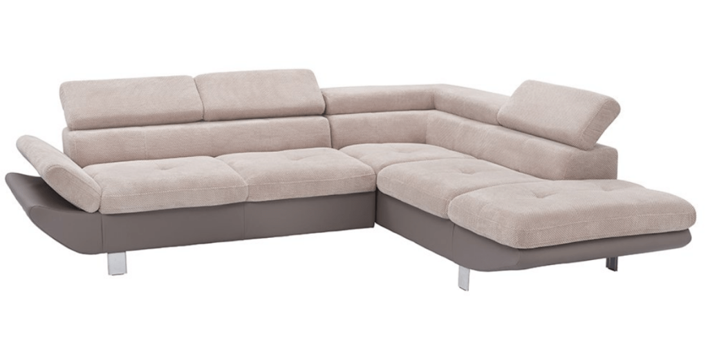 Los mejores chaise longue de conforama prodecoracion - Chaise longue lucia conforama ...