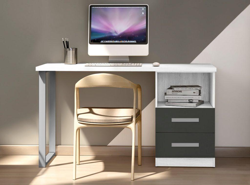 Escritorios modernos de muebles la f brica prodecoracion for Ofertas muebles la fabrica