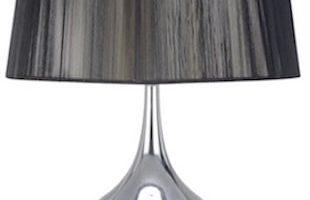 Lámparas de mesa funcionales en Conforama.