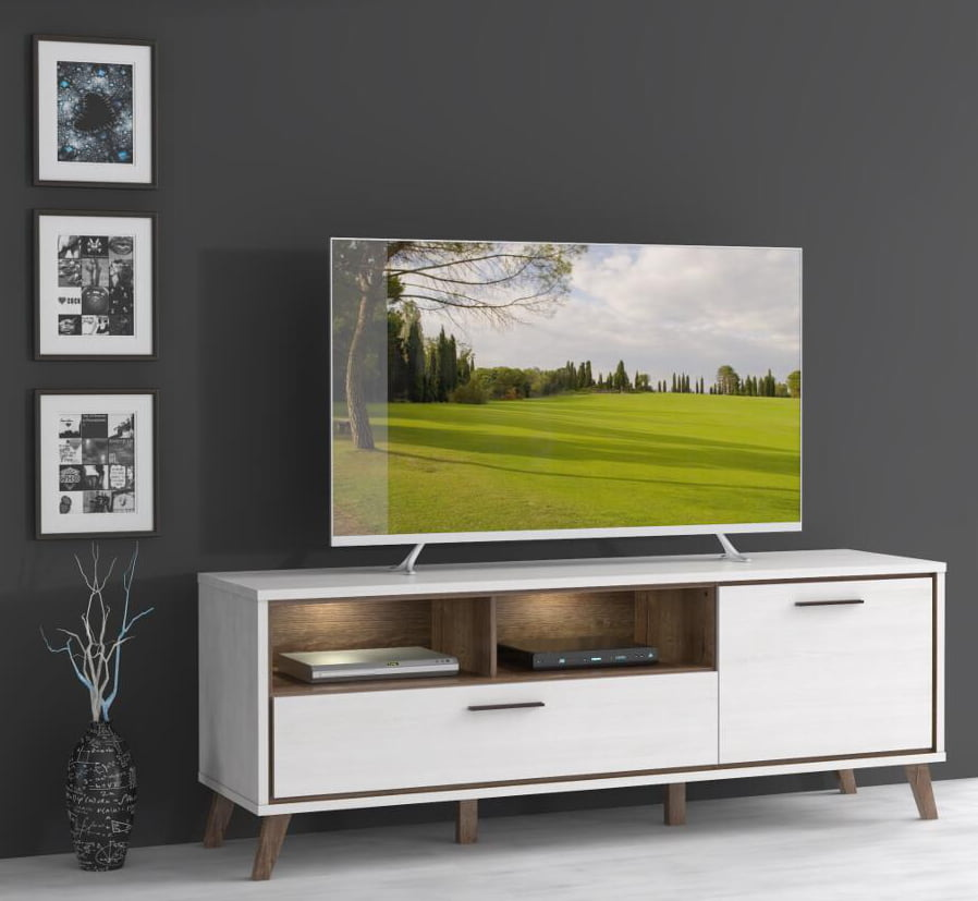 El mejor mueble tv de conforama prodecoracion for Muebles tv conforama
