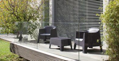 Muebles de jardín Conforama