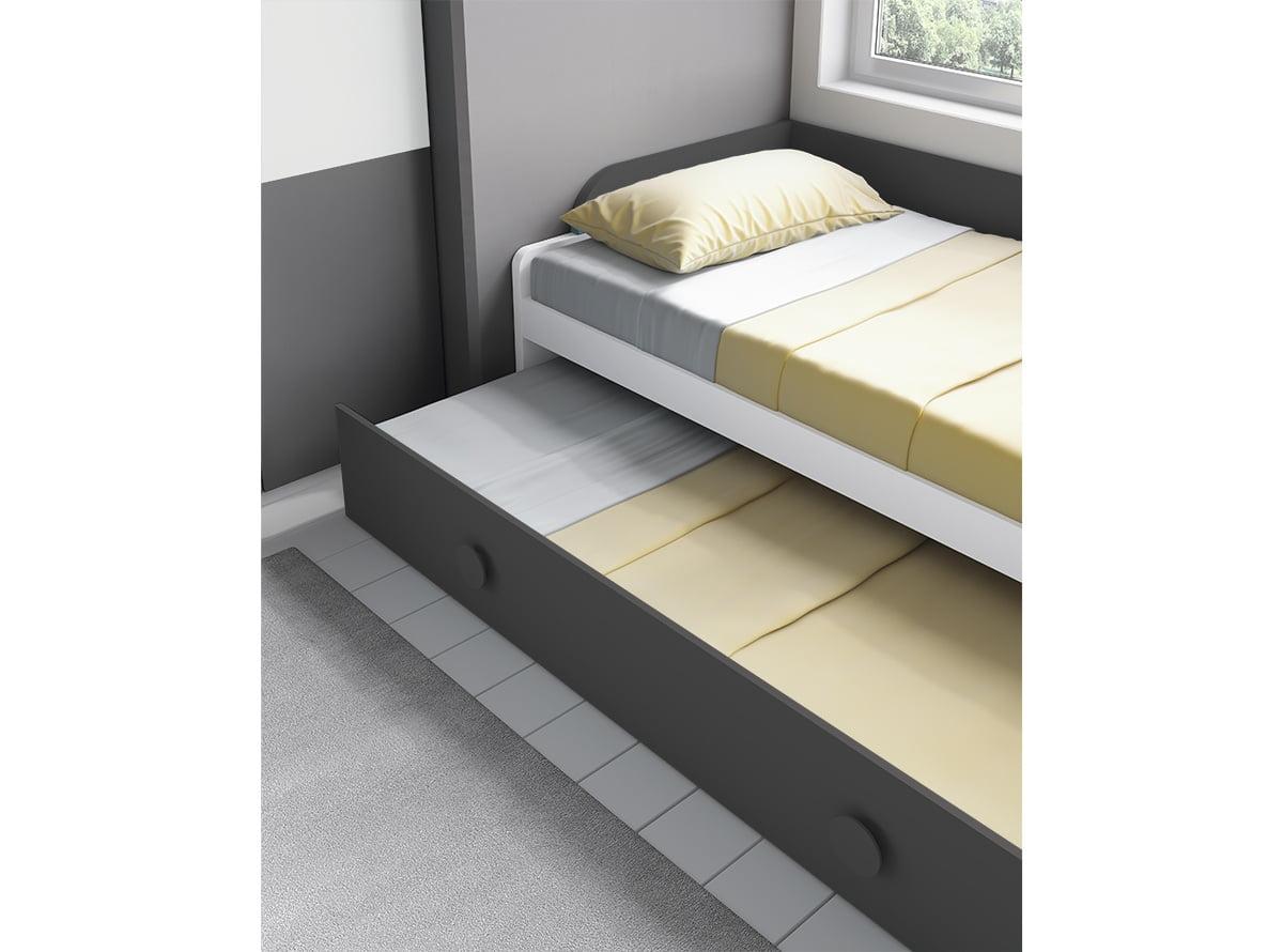 Las camas nido m s funcionales de muebles la f brica prodecoracion - Camas nido muebles rey ...