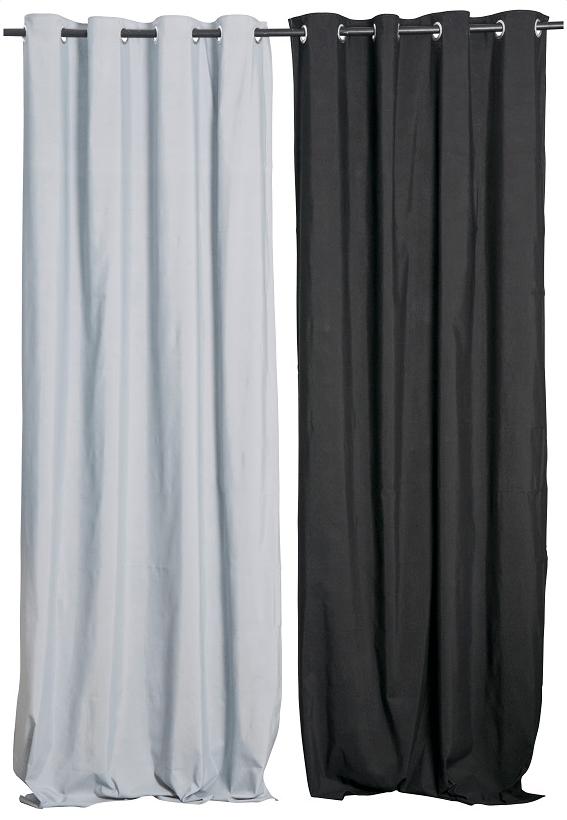cortinas opacas conforama