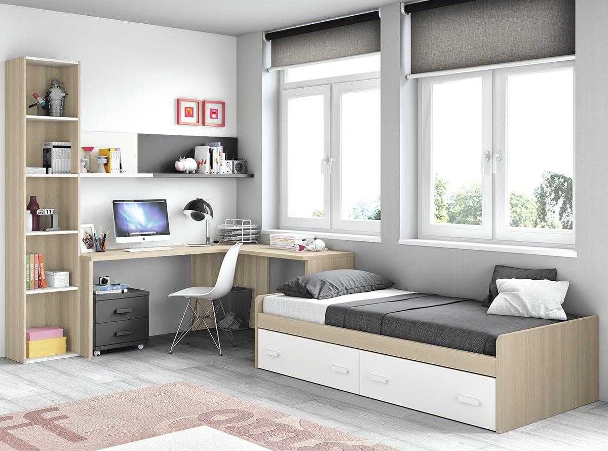 los mejores dormitorios juveniles de muebles la f brica