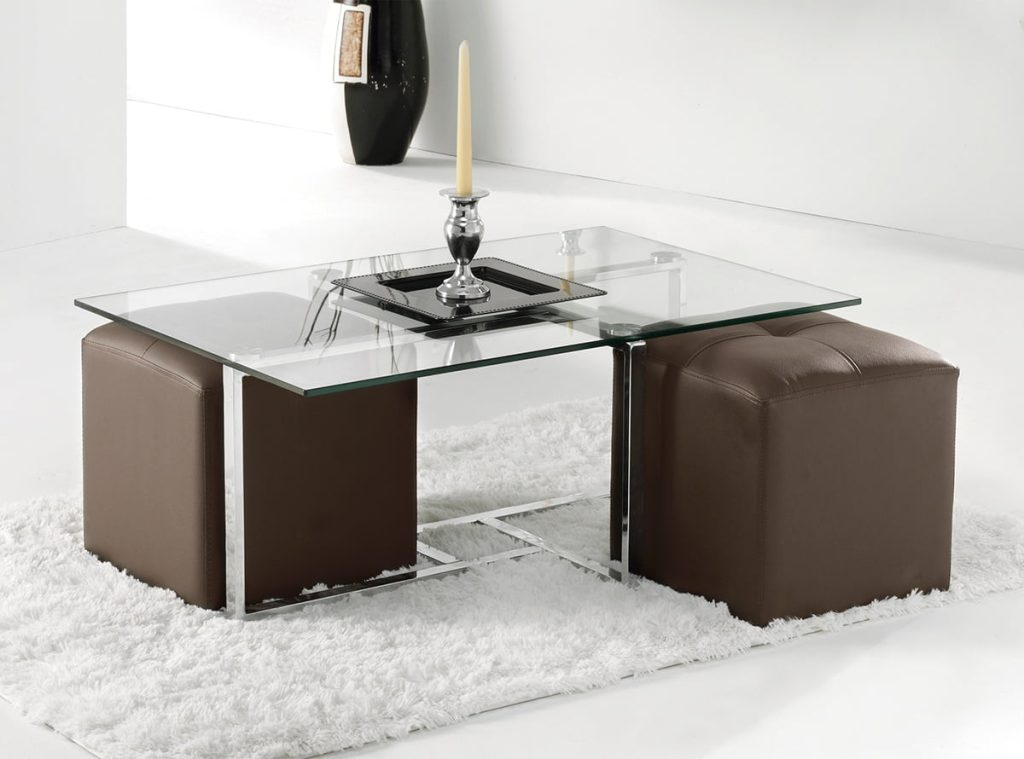 mesas de centro de muebles la Fábrica