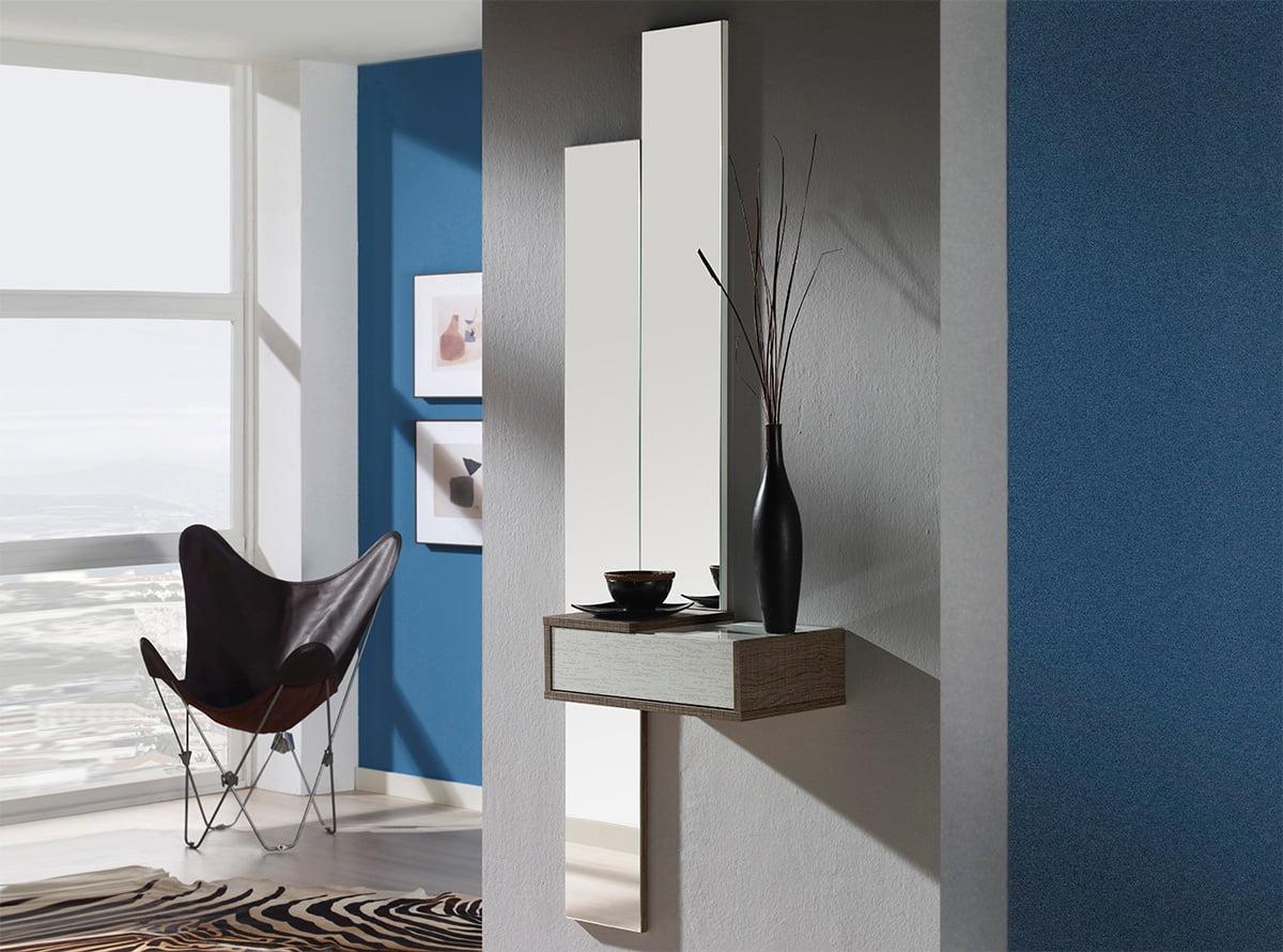 Los mejores recibidores de muebles la f brica prodecoracion - Banak importa recibidores ...