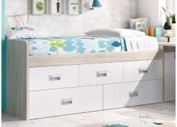 comprar online cama nido mobiprix