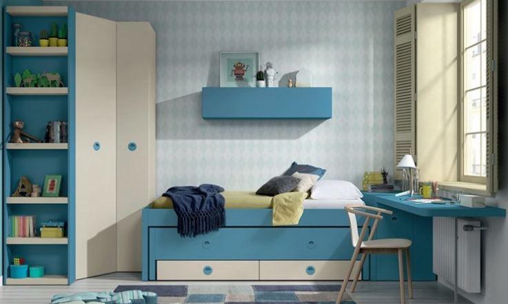 camas nido de muebles rey ahorra espacio prodecoracion