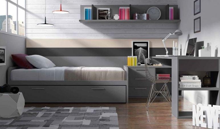 dormitorios juveniles m s polivalentes de muebles rey