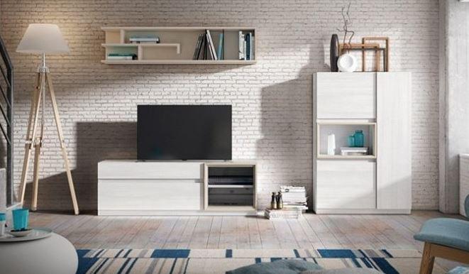 Librer as de muebles rey estilo y calidad prodecoracion for Ofertas muebles rey zaragoza