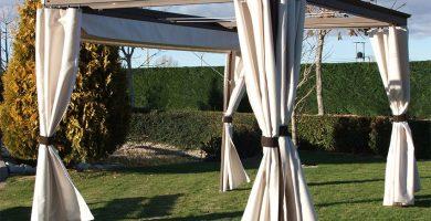 Pérgolas de Leroy Merlin, la solución a tu jardín