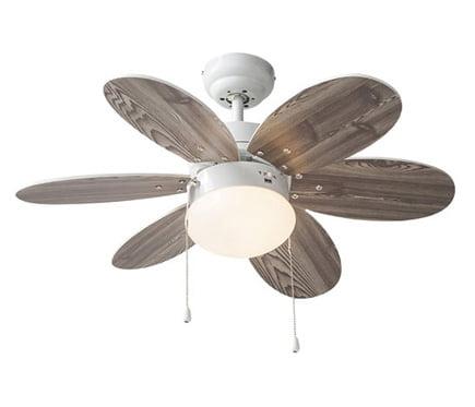 Ventiladores de techo leroy merlin cual escoger for Leroy merlin ventiladores