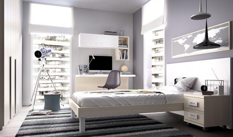 Dormitorios juveniles m s polivalentes de muebles rey prodecoracion - Muebles rey dormitorios ...