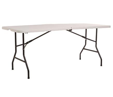 La mejor mesa plegable de leroy merlin prodecoracion Mesa resina leroy merlin