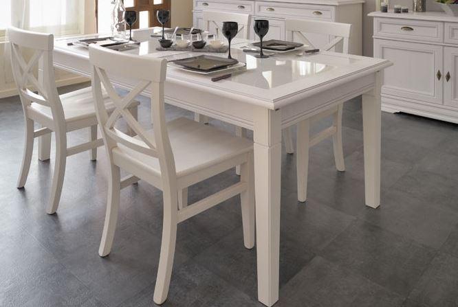 Las mesas de comedor de muebles rey m s funcionales for Mesas muebles rey